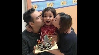 Surprise Asmirandah Jonas Wedding Anniversary