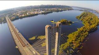 Kyiv aerial video