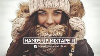Techno 2016 HANDS UP MEGAMIX #1 [30min Mix] ★