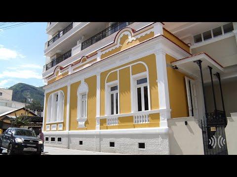Você sabia que Nova Friburgo tem incentivo para quem preserva fachadas antigas?
