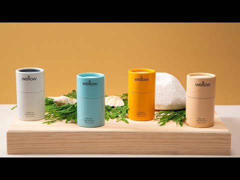 Wellow – The Deodorant That Creates No Waste-GadgetAny