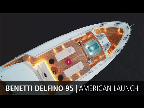 2020 Benetti                                                              Delfino 95 Image Thumbnail #1