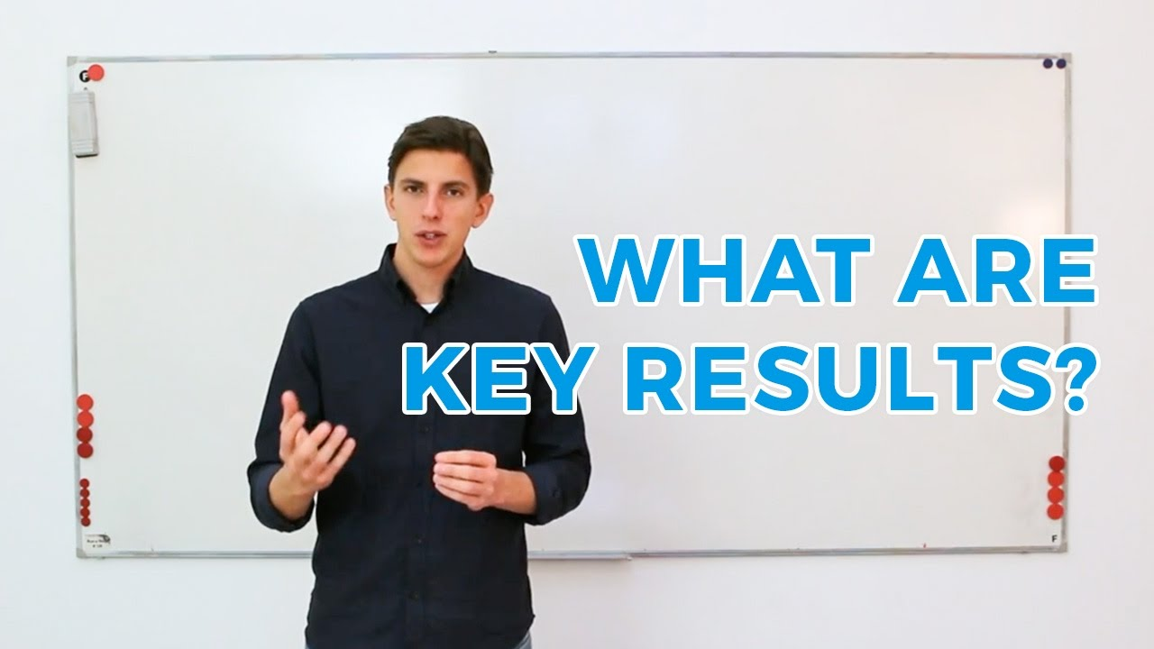 What are Key Results?