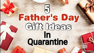 5 Amazing DIY Fathers Day Gift Ideas During Quarantine | Fathers Day Gifts | Fathers Day Gifts 2020