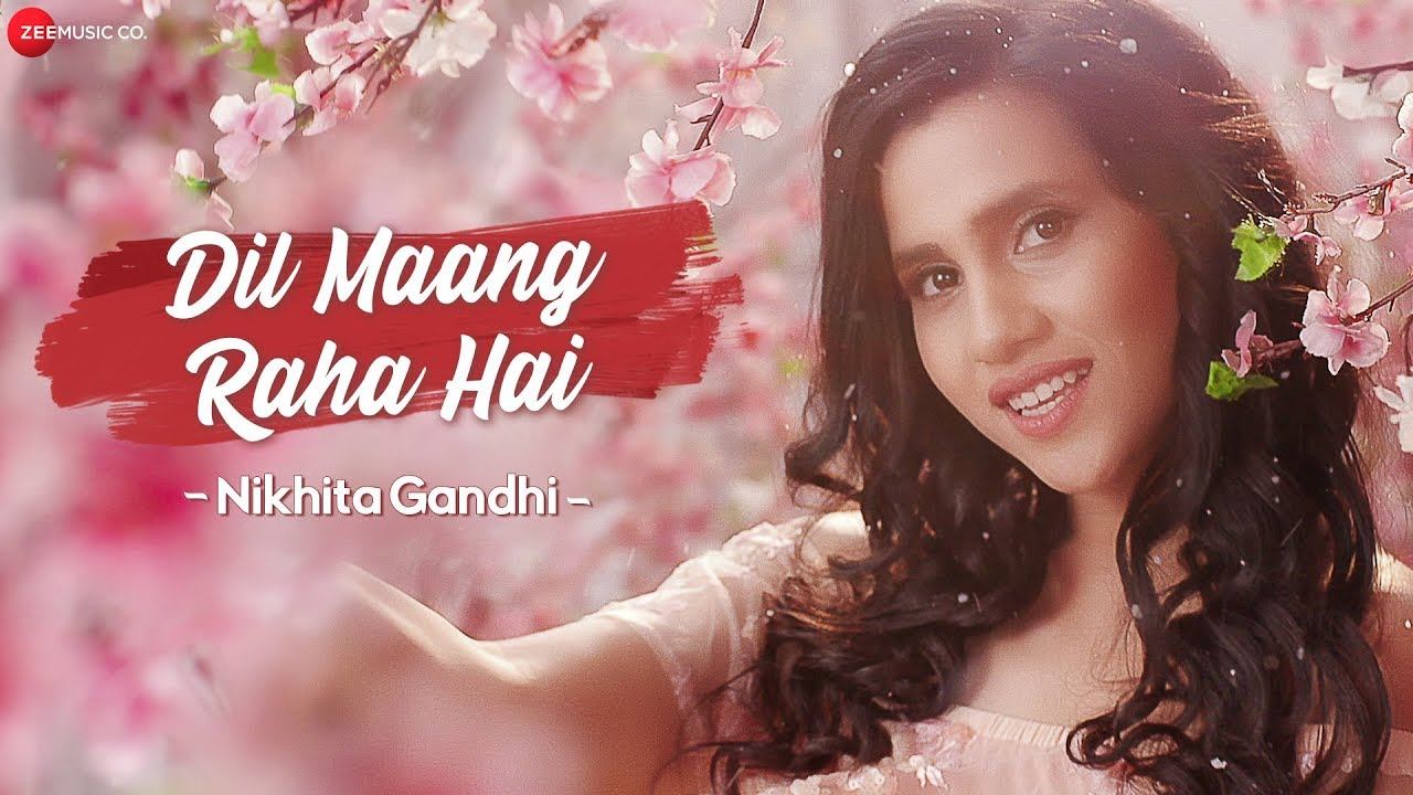 Dil Maang Raha Hai Song Lyrics - Nikhita Gandhi | Ghost - LyricsBeat
