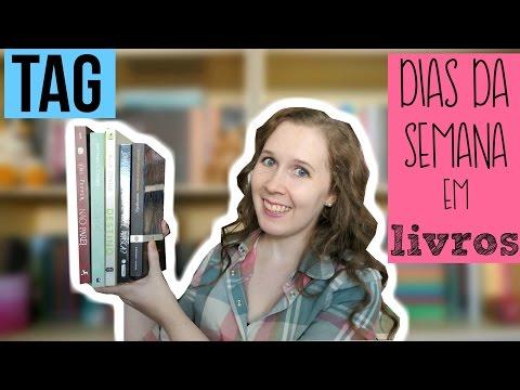 Veda #19 | TAG Dia da semana em livros | Leituras de Deni