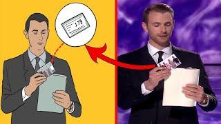 كشف اغرب 3 خدع سحرية ظهرت في برنامج المواهب البريطاني جوت تالنت ج11 | Got Talent