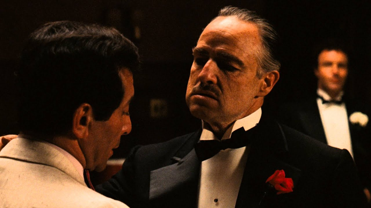 >The Godfather- Offer He Can't Refuse