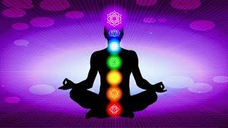 All 7 Chakras Healing - Cleanse Aura ! Ancient Healing Frequency ! Chakra Meditation Healing Music
