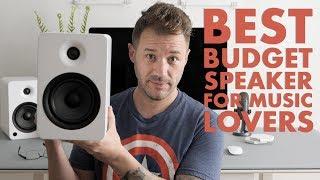 Best Budget Loudspeaker For Music Lovers - Kanto YU6 Powered Speaker