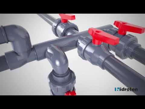 NOTUB System - Pressure Fittings