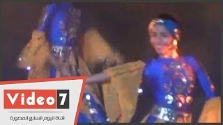 بالفيديو..أطفال يرقصون على أنغام «عشان لازم نكون مع بعض» بمهرجان « سلام من مصر »