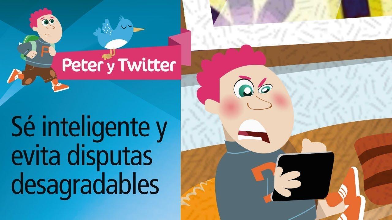 """Consejo 8: """"El concurso"""". Decálogo uso responsable Twitter. PantallasAmigas"""