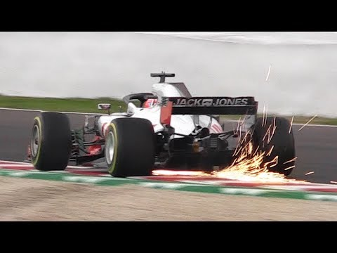 Formula 1 (F1) 2018 Testing in Spain - Best of Pre-Season Action, Sparks, Wastegates Opening & More!
