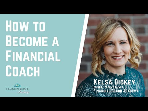 Financial Coach Training: How to Become a Financial Coach with ...