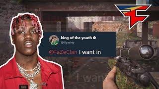 FaZe Play COD with Lil Yachty