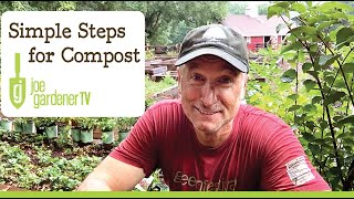 Backyard Composting-Simple Steps for a Fast Start