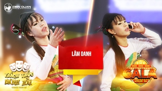 Thách thức danh hài 3 | tổng hợp 2 tiết mục của cô gái dân tộc Mường Lâm Oanh