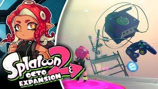 ¡Gamecubes flotando! - #03 - Splatoon 2: Octo Expansión en Español - DSimphony