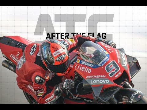 MotoGP ミサノサーキットで行われた合同テスト。テスト後の各マシンとライダーのコメントインタビュー動画
