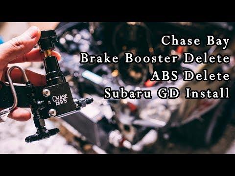 Brake Booster Delete - смотреть онлайн на Hah Life