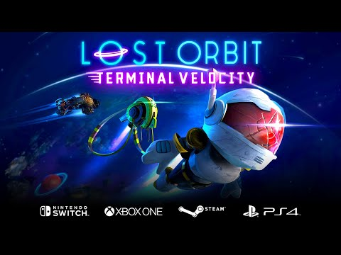 LOST ORBIT: Terminal Velocity -  Release Trailer thumbnail