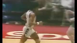1977 vs 1986: Dr. J killing the Celtics