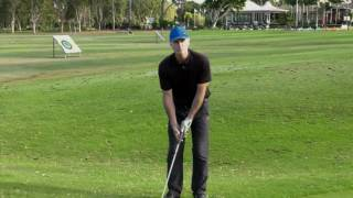Quick Tip of The Day - Ball position in Chipping with Grant Williams