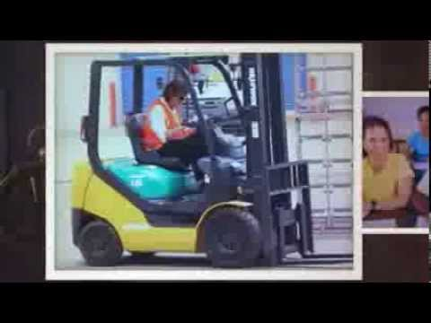 Different Forklift Types