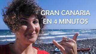 Gran Canaria en 4 minutes et en humour !