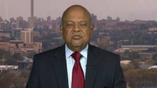 Gordhan: 'The ANC must change course, or face the people'