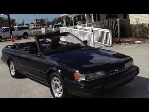 1991 Infiniti M30 - View our current inventory at FortMyersWA.com