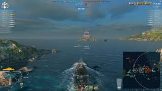 World of Warships - In your FACE ship