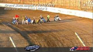 preview picture of video 'Grand Slam Round 2 Murray Bridge 2012/2013 - Heat 8'