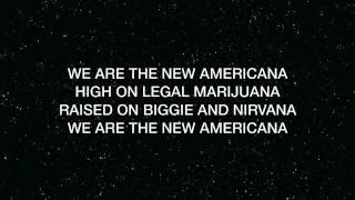 Halsey - New Americana (lyrics)