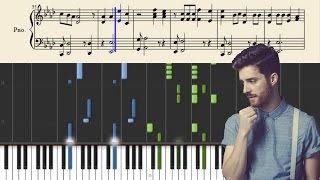 Jukebox The Ghost - Girl - Piano Tutorial