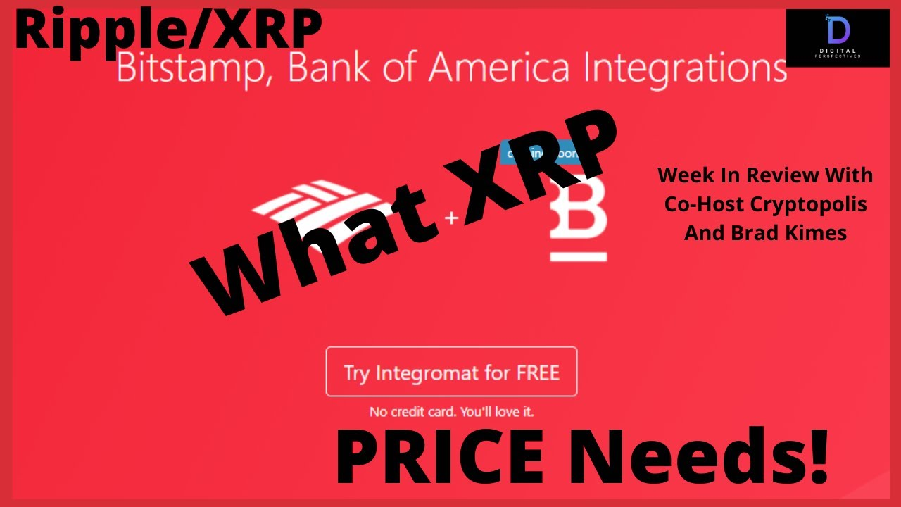 Ripple/XRP-Where Crypto Is Going,Stablcoins,Banks,Regulatory Agencies,Govt Advances On Crypto #Ripple #XRP