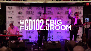 "Django Django ""First Light"" LIVE in the CD102.5 Big Room"