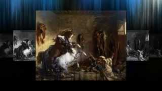 Horses In Art, Famous Paintings And Sculptures Of Horses