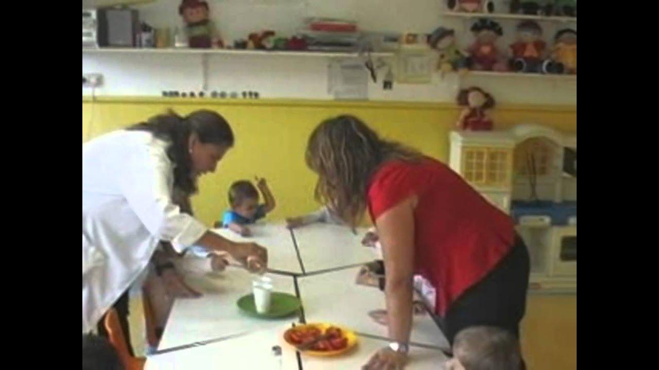 Los niños crean sus propias Recetas de Cocina