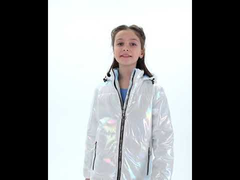 Куртка для девочки 48/1SA21 Vulpes