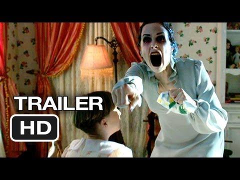 Video trailer för Insidious: Chapter 2 Official Trailer #1 (2013) - Patrick Wilson Movie HD