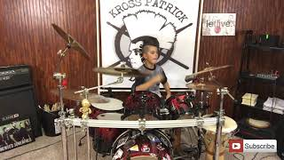 CHELSEA GRIN - Angels Shall Sin, Demons Shall Pray -  DRUM COVER by Kross Patrick Drums