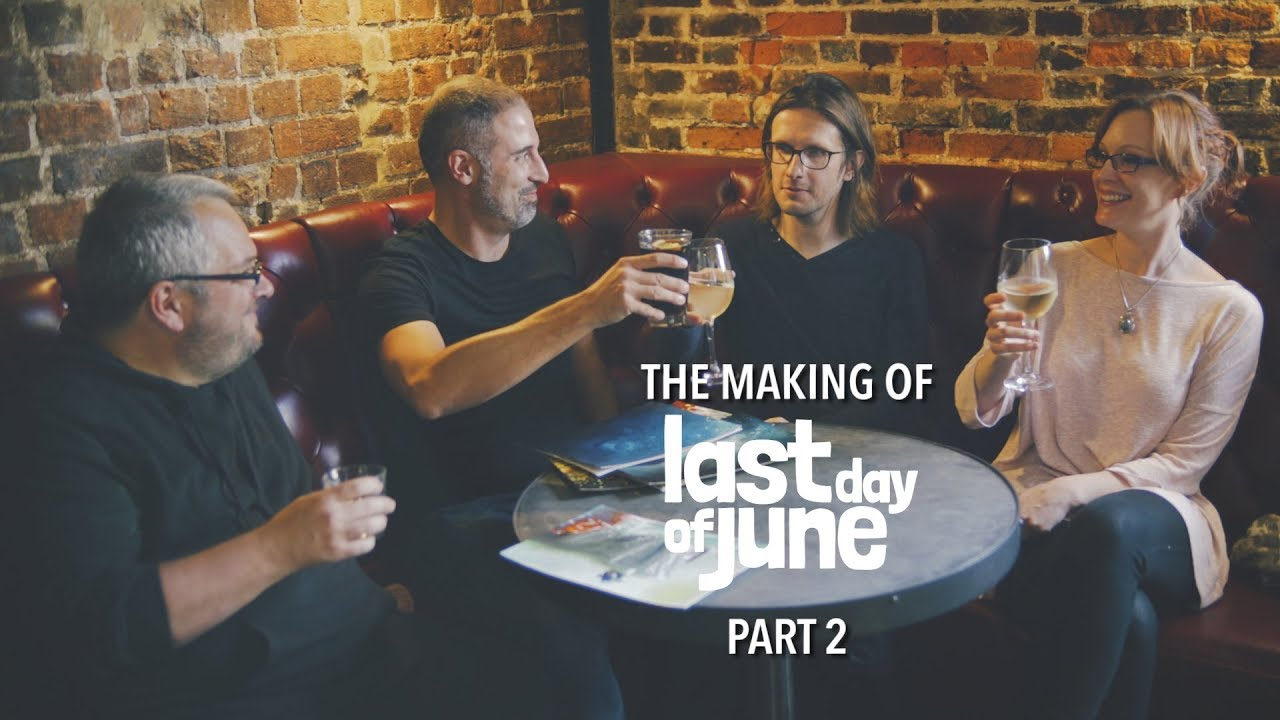 Last Day of June - Making of  Parte 2 - feat. Steven Wilson, Jess Cope & Hajo Müller