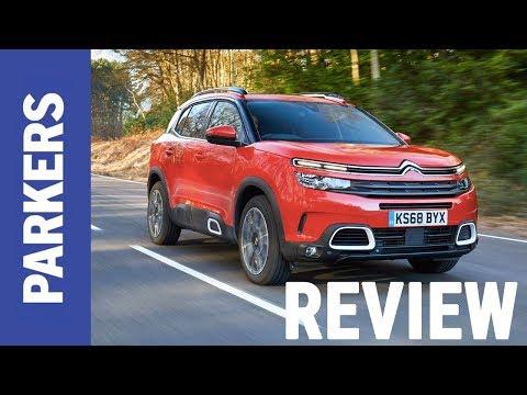 Citroën C5 Aircross Review Video