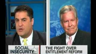 MSNBC w/ Cenk: Fiery Debate On Social Security thumbnail