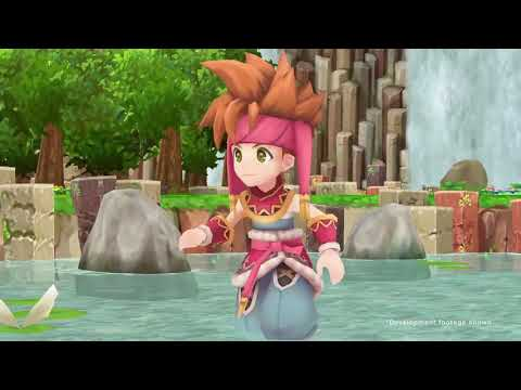 Видео № 1 из игры Secret of Mana [PS4]