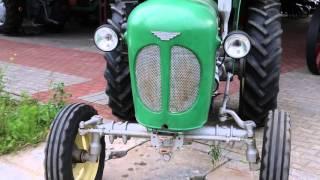 Tractor Ursus C 342  (driving)