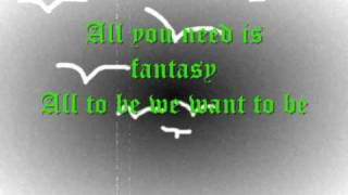 The Silent Place- Cinema Bizarre with lyrics
