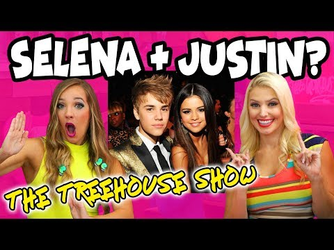 The Treehouse Show  Real or Fake, Selena & Justin, NASA Lego and Double Time Challenge.